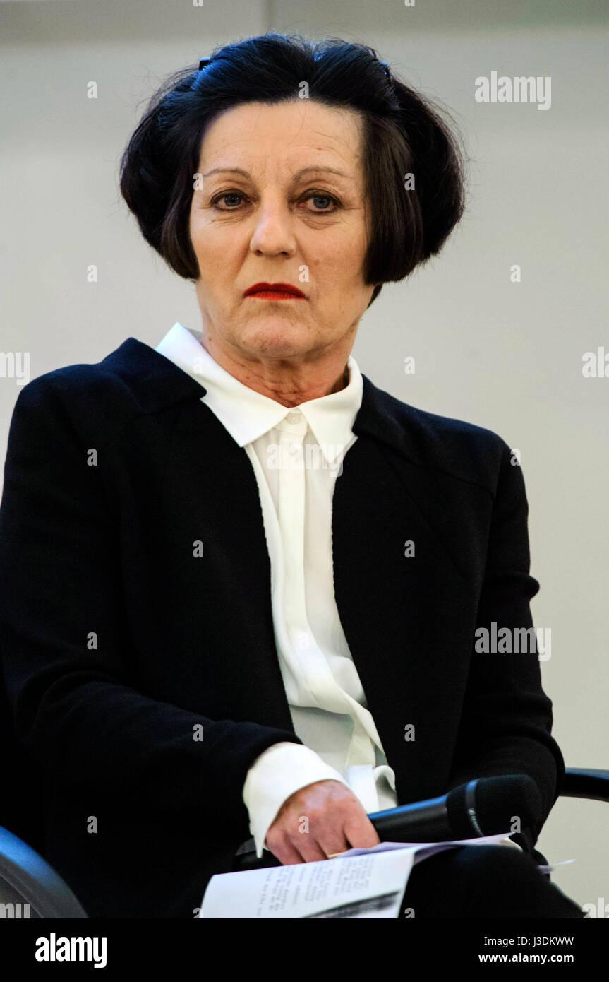 Herta Mueller - Stock Image