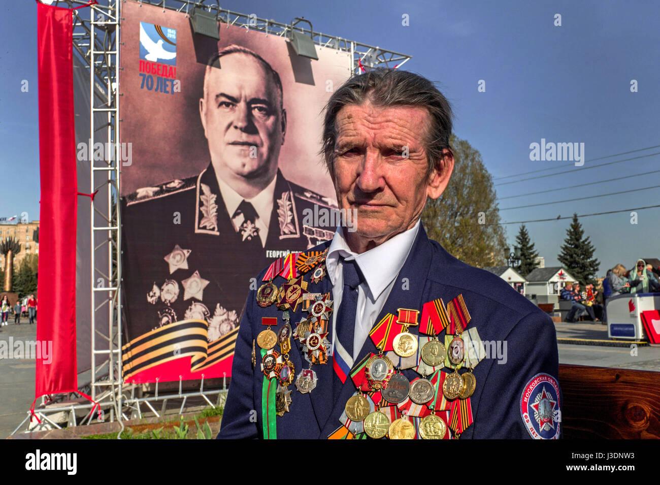 Andrev Grigory Lavrentyevich - Stock Image