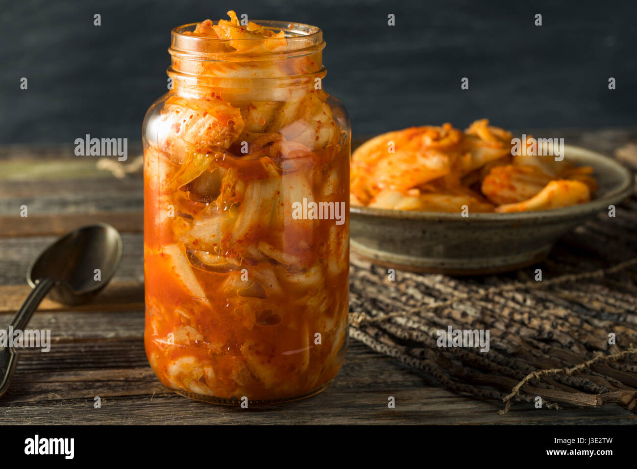 Radish Kimchi High Resolution Stock Photography And Images Alamy