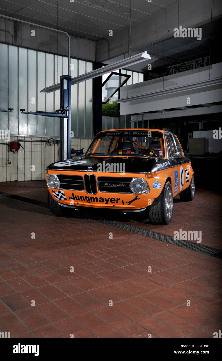 Bmw Modified By Alpina High Resolution Stock Photography And Images Alamy