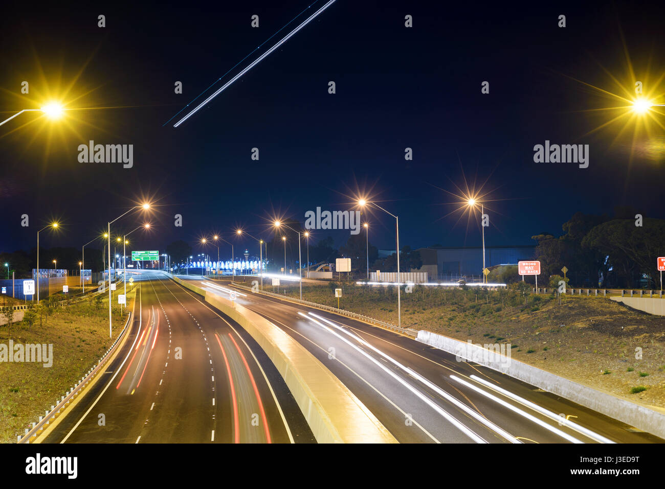 Flowing Traffic Stock Photos & Flowing Traffic Stock Images - Alamy
