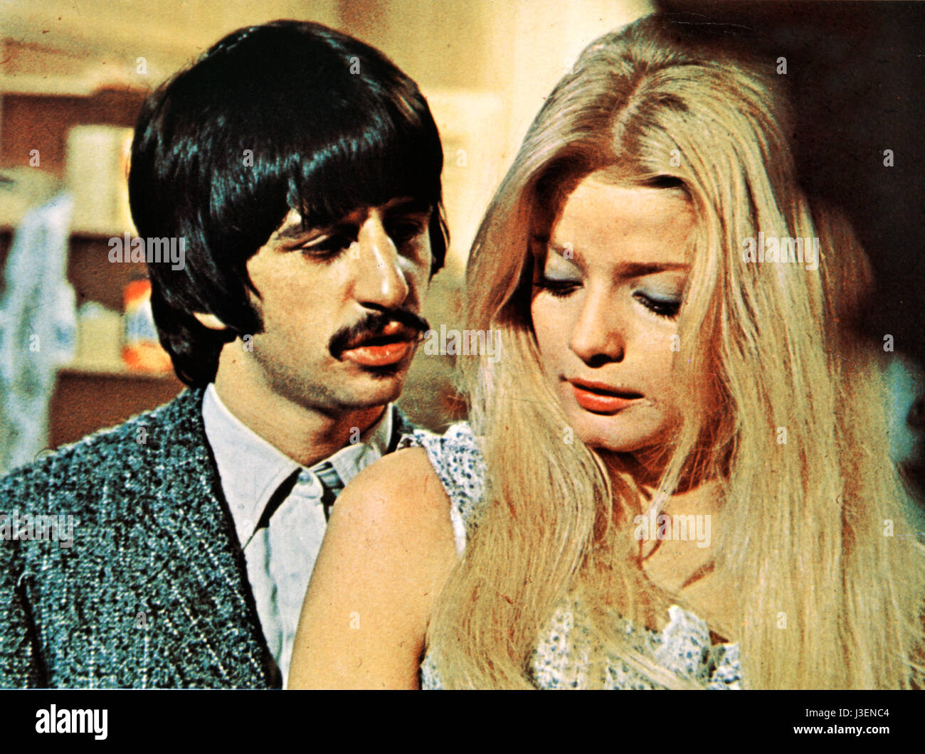 Candy Year: 1968 USA / Italy Director : Christian Marquand Ewa Aulin, Ringo Starr - Stock Image