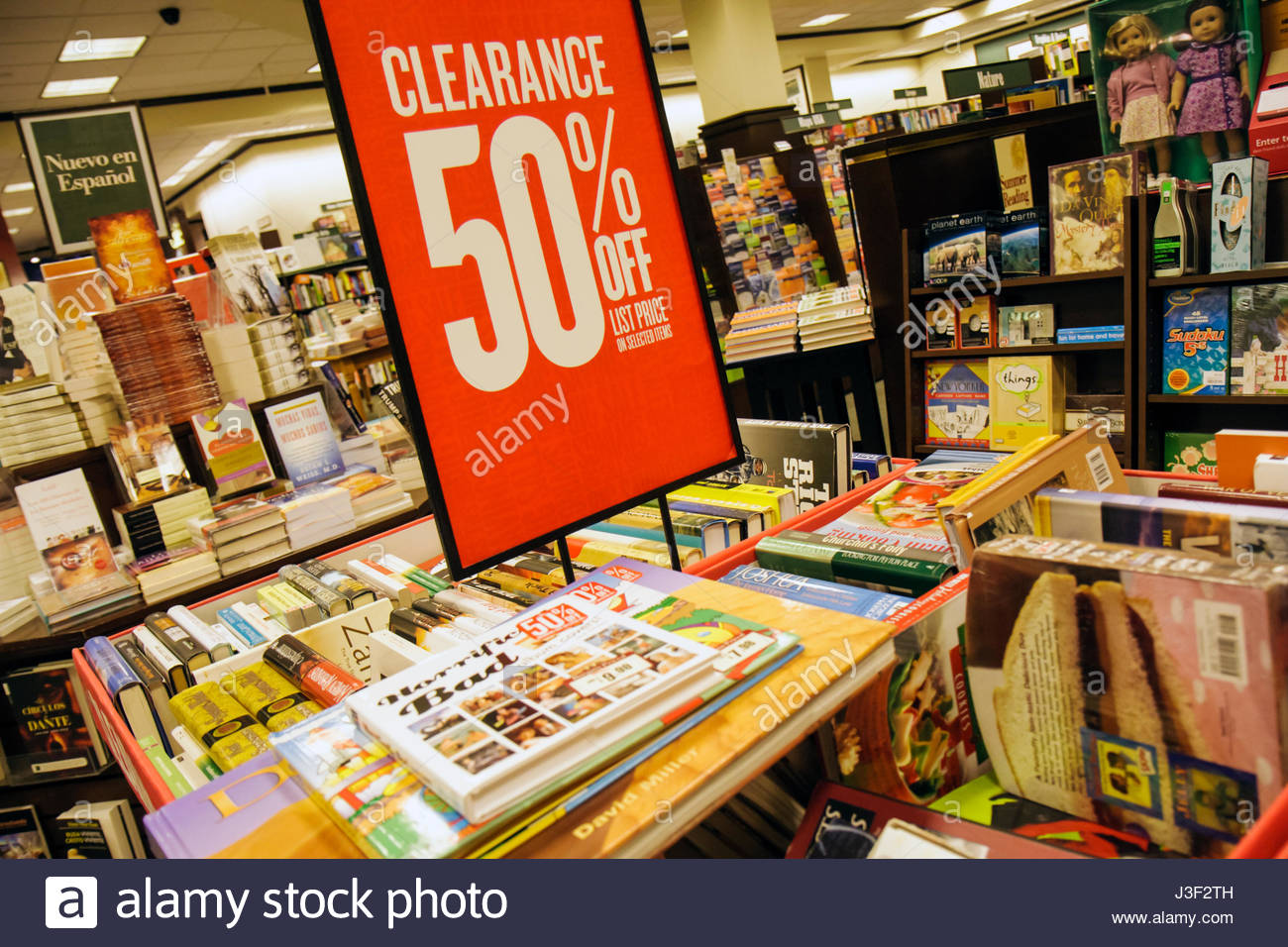 Barnes And Noble Display Stock Photos & Barnes And Noble ...
