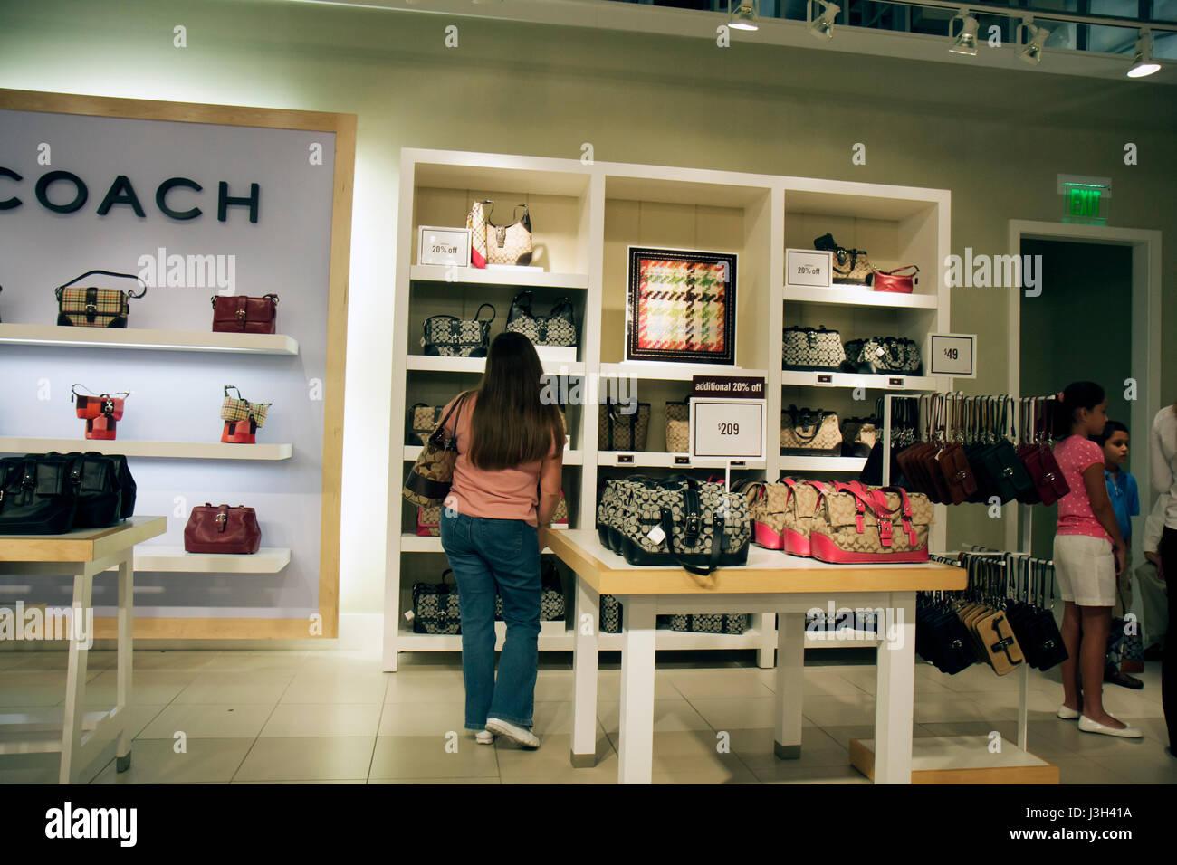 Coach Factory Stock Photos & Coach Factory Stock Images - Alamy