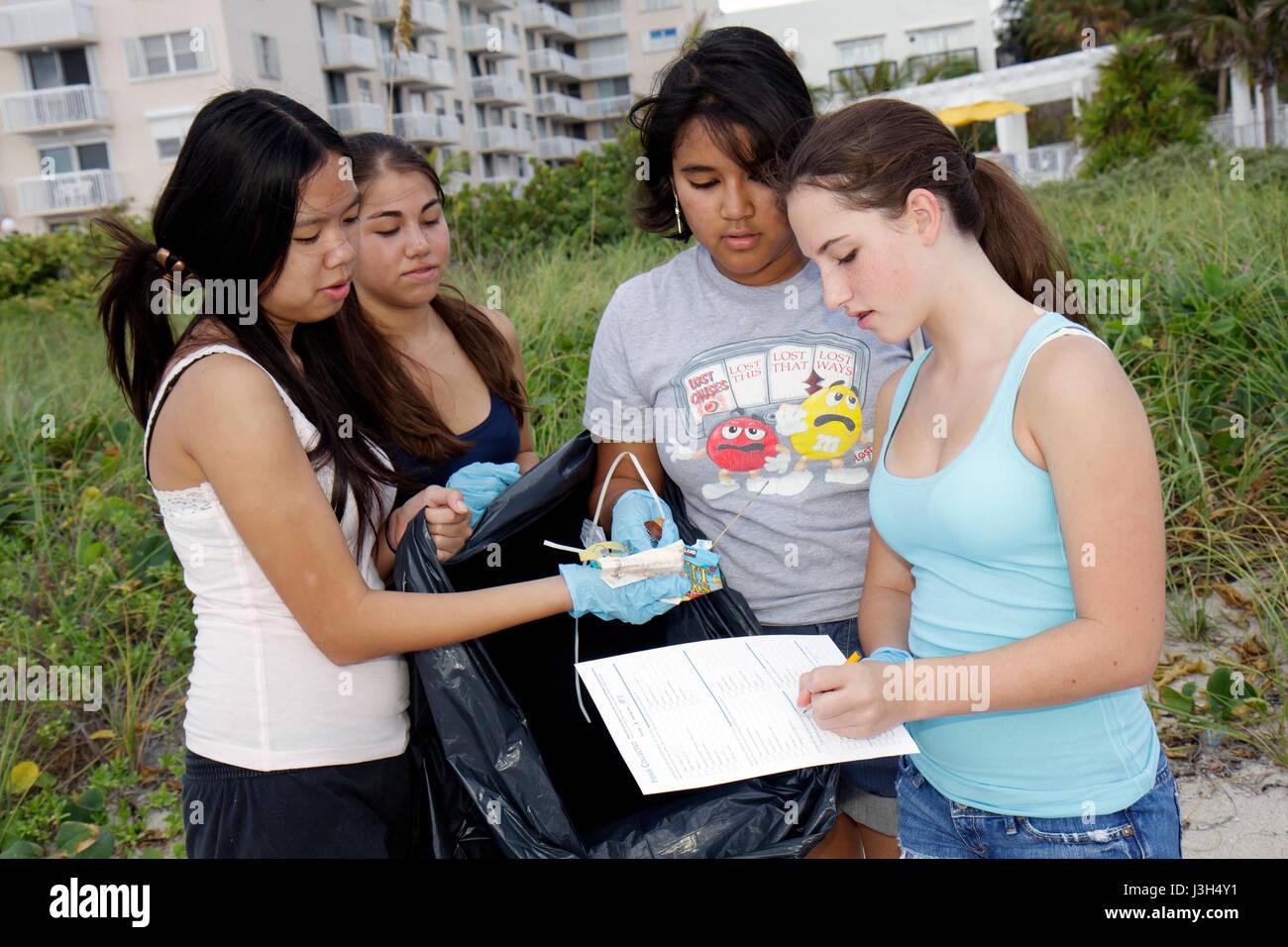 Asian girls in miami