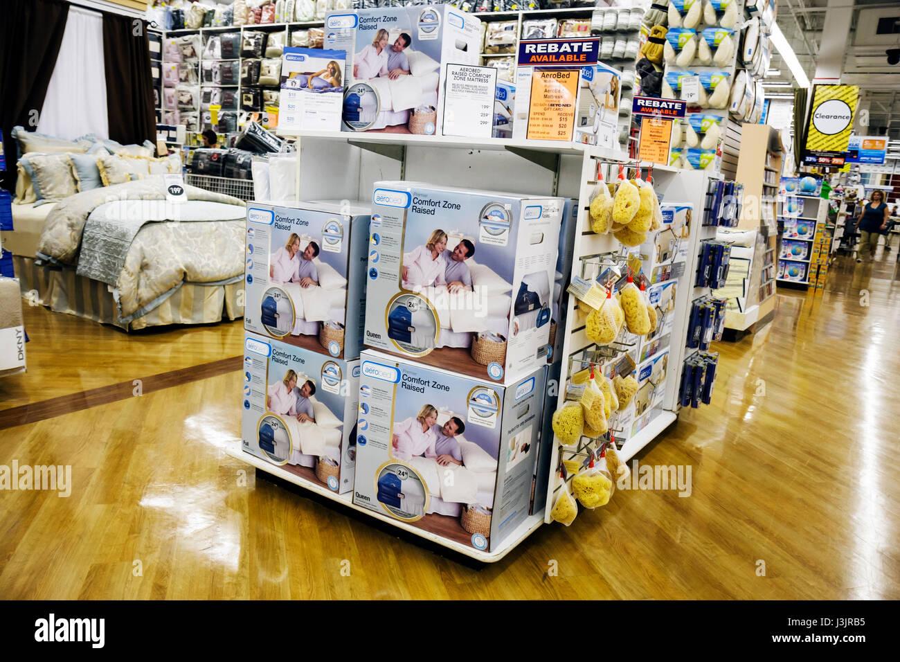Miami Florida Dadeland Bed Bath And Beyond House Wares