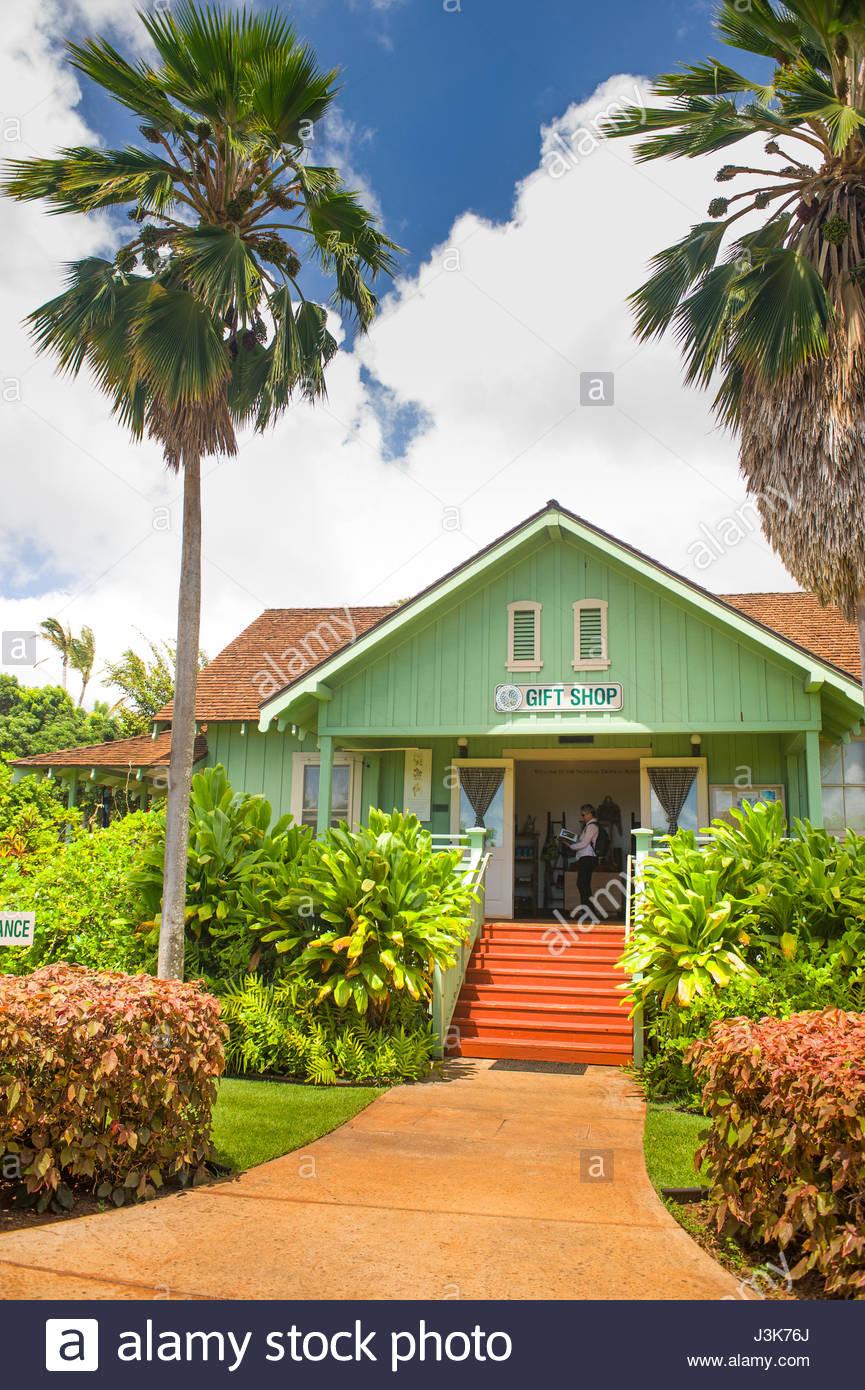 Mcbryde stock photos mcbryde stock images alamy - National tropical botanical garden ...