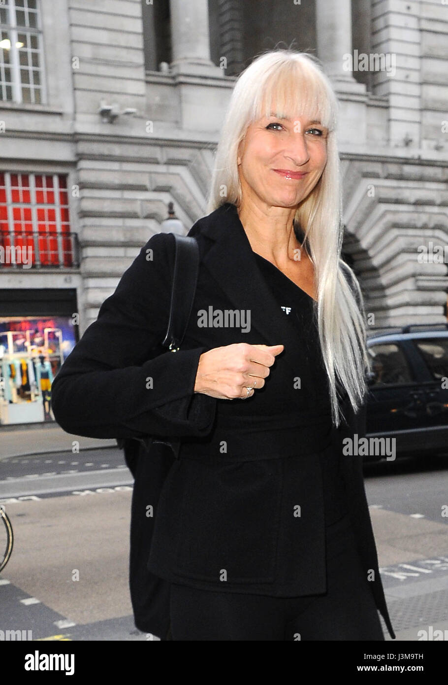 Vip S Arriving At The Bfc Vogue Designer Fashion Fund Cocktail Stock Photo Alamy