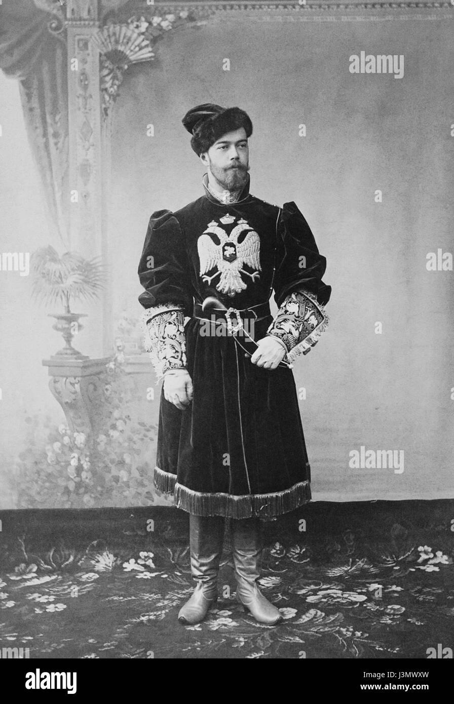 Grand Duke Nicholas Alexandrov...