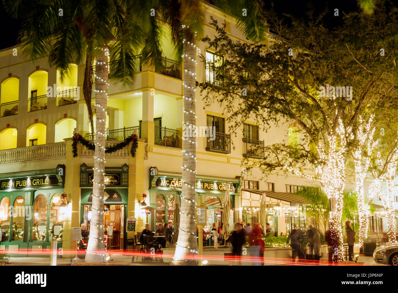 Naples Florida Fifth 5th Avenue The Inn On Fifth Mccabe S