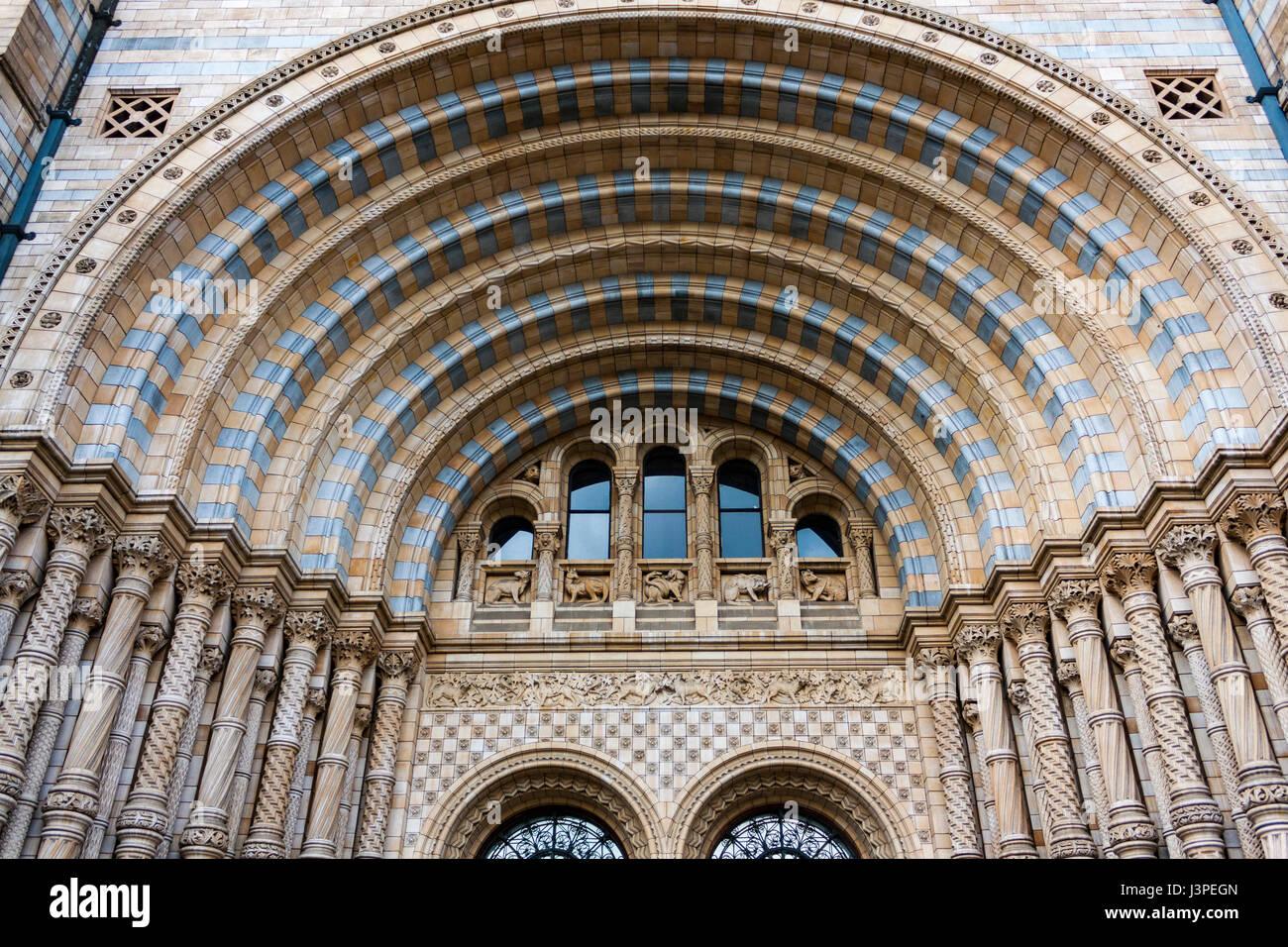 Natural History Museum London Entrance
