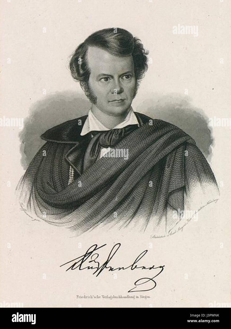 Joseph von Auffenberg - Stock Image