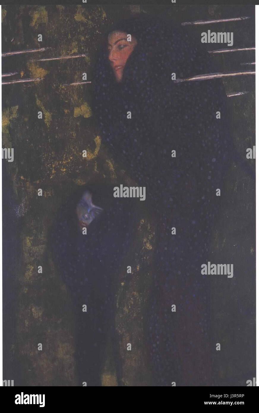 Klimt Nixen Silberfische Stock Photo 140036394 Alamy