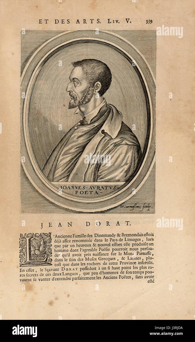 Jean Daurat french poet