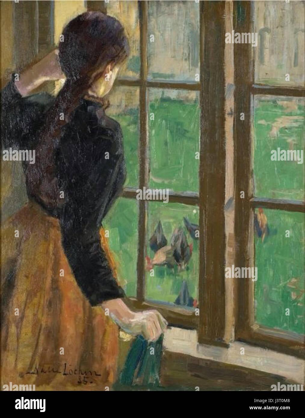 Kalle Lochen, Helene - Stock Image