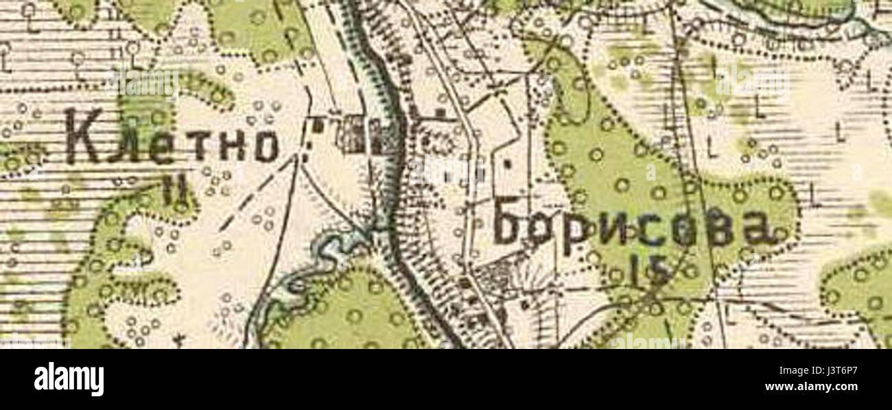 Kletno Borisovo - Stock Image