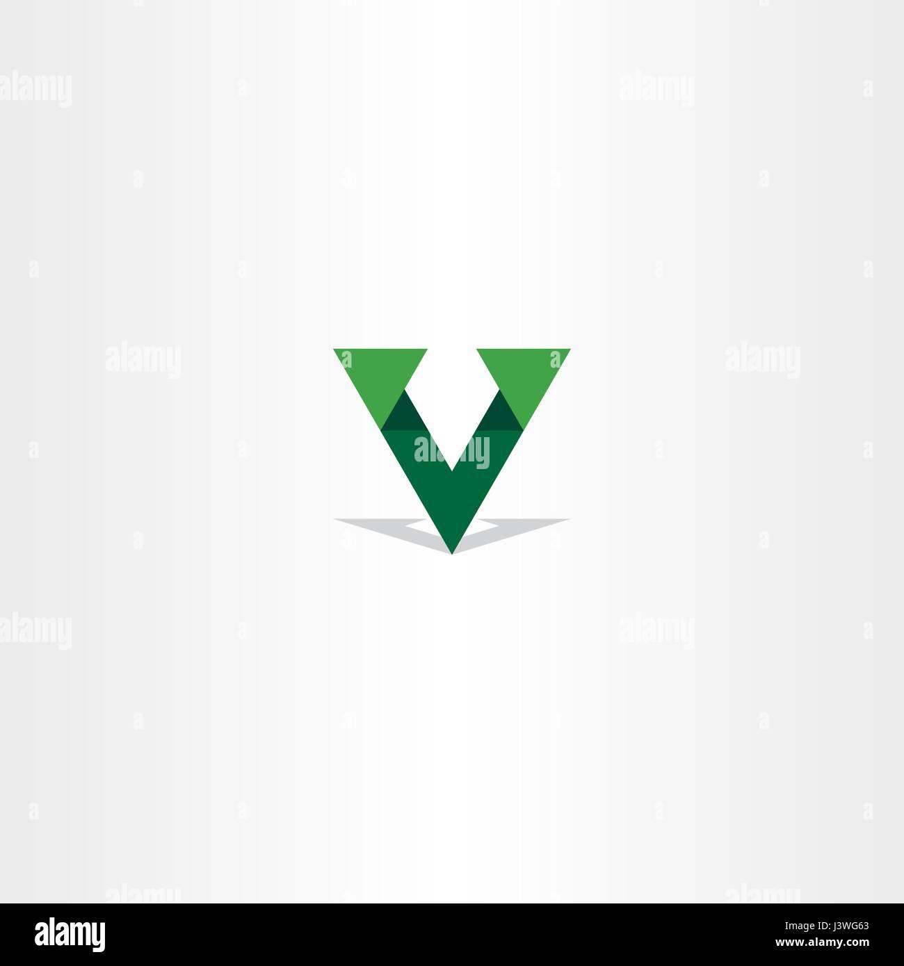 V Shape Logo Template V Stock Photos V Shape Logo Template V Stock