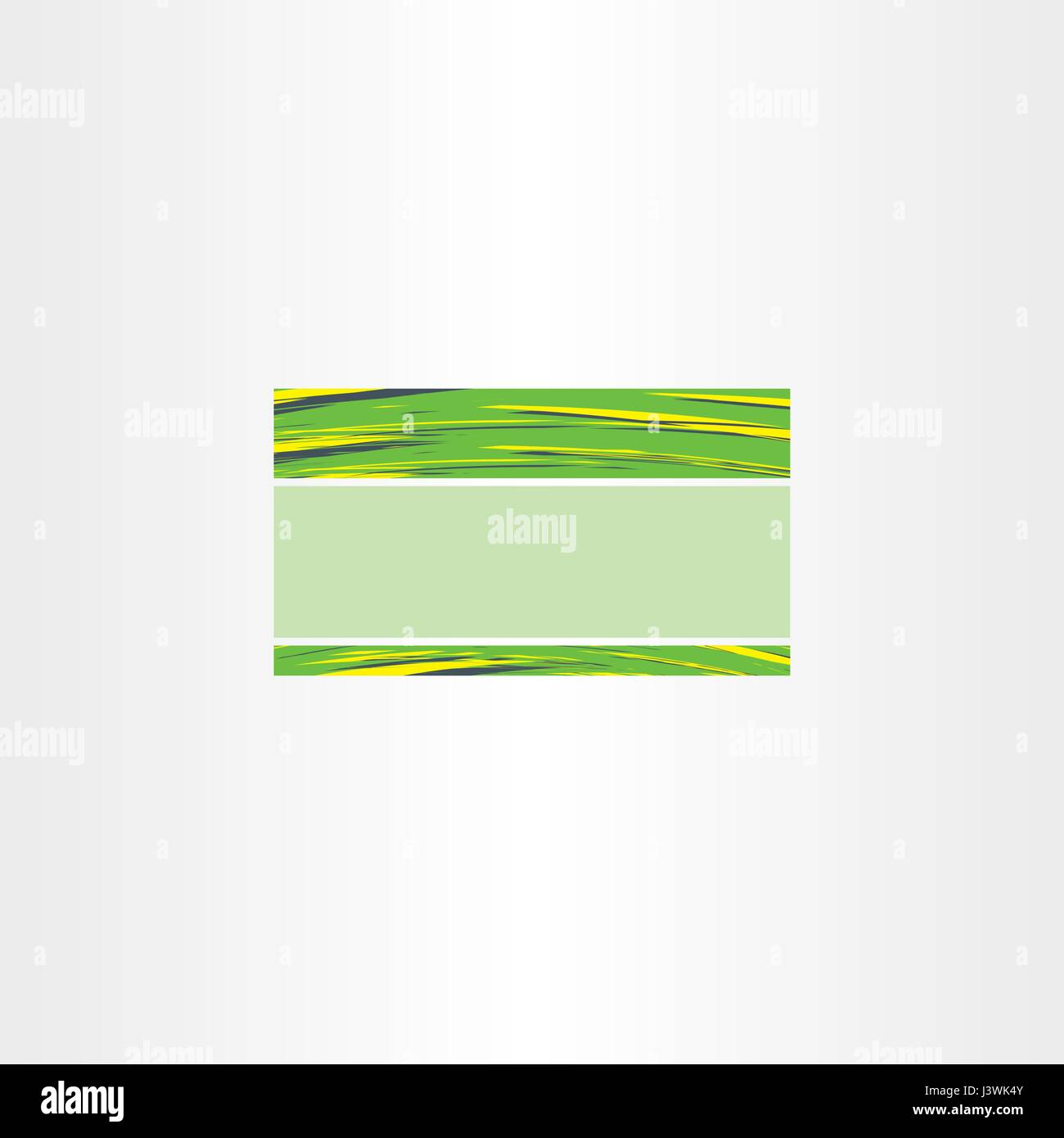 Abstract green business card vector template background design stock abstract green business card vector template background design reheart Images