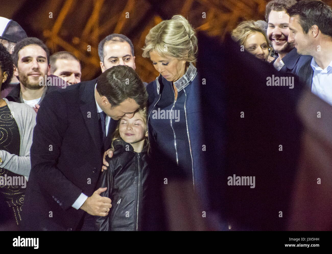 Emmanuel Macron Wife High Resolution Stock Photography And Images Alamy