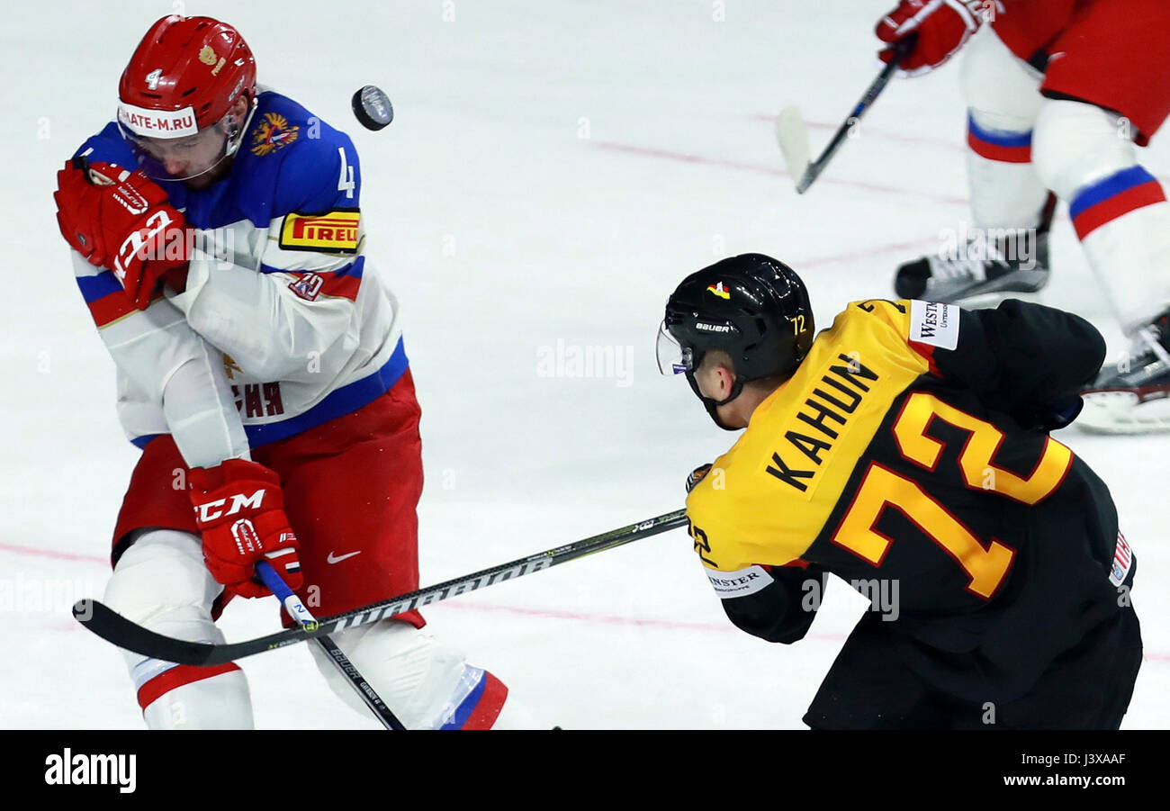 Cologne 8th May 2017 Vladislav GavrikovL Of Russia Dodges The
