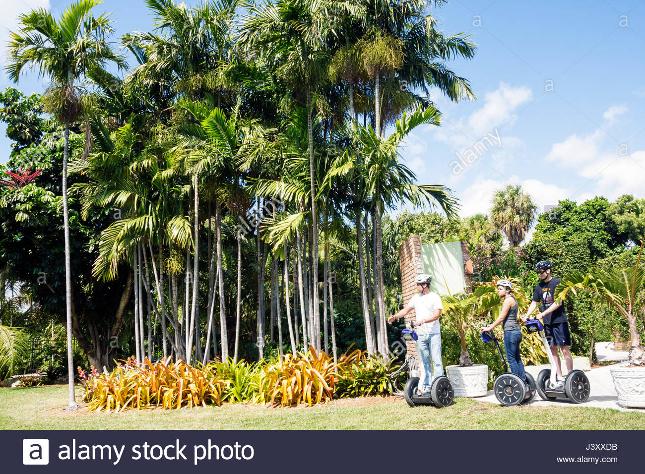 Miami Beach Miami Florida Beach Botanical Garden gardening plants ...