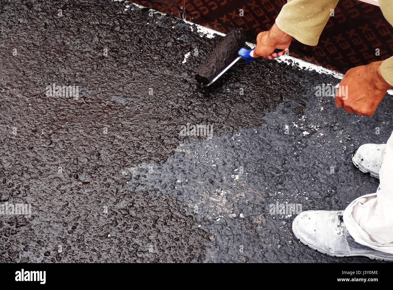 Bitumen Stock Photos Amp Bitumen Stock Images Alamy