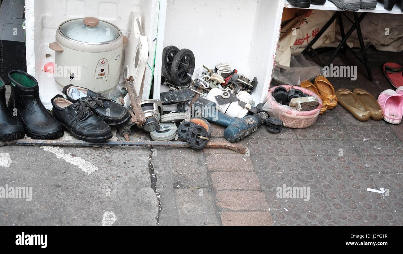Used Items Stock Photos & Used Items Stock Images - Alamy