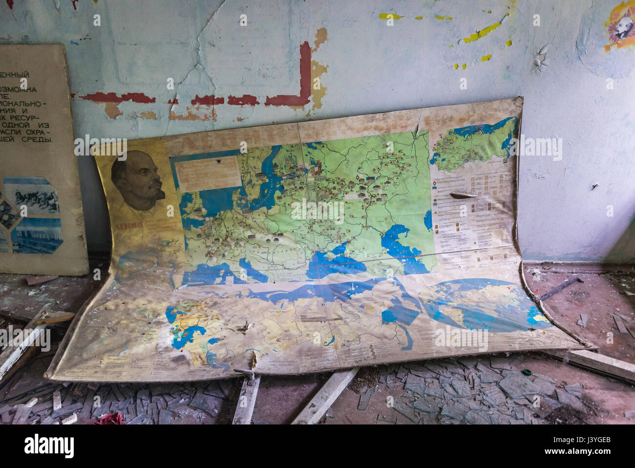 Pripyat Karte.Town Map Zone Stock Photos Town Map Zone Stock Images Alamy