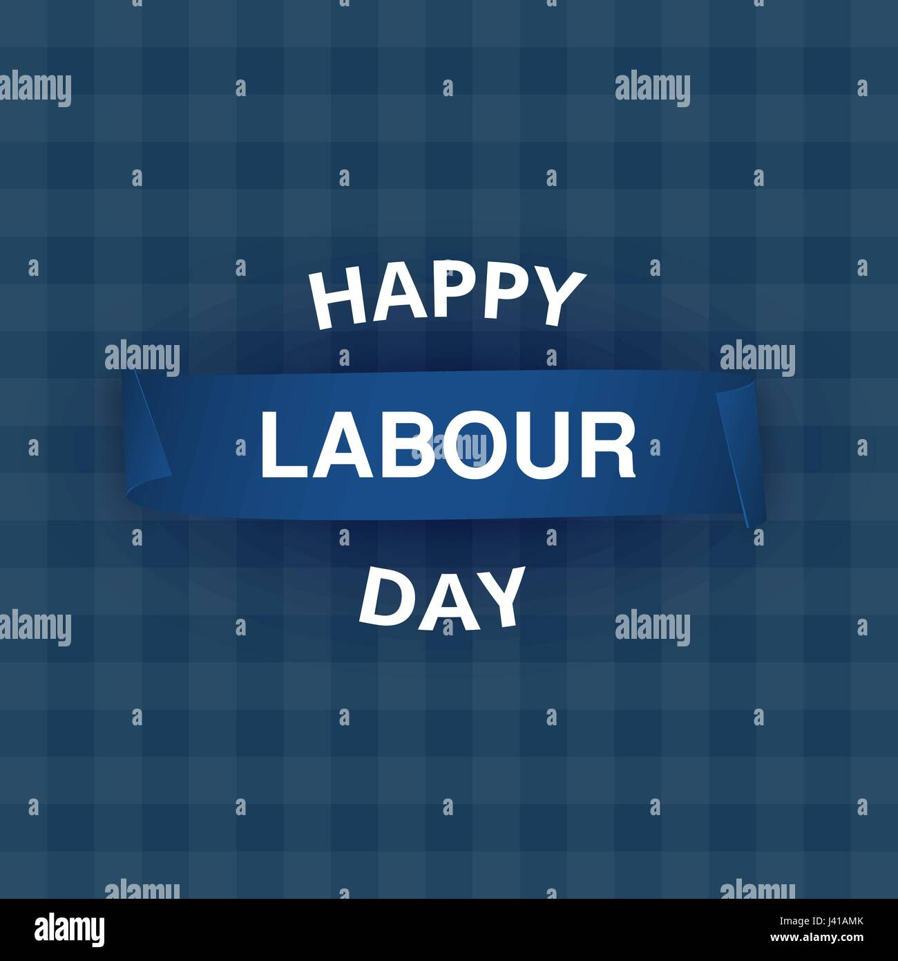 Happy Labour day. 1st may poster, banner - Stock Vector