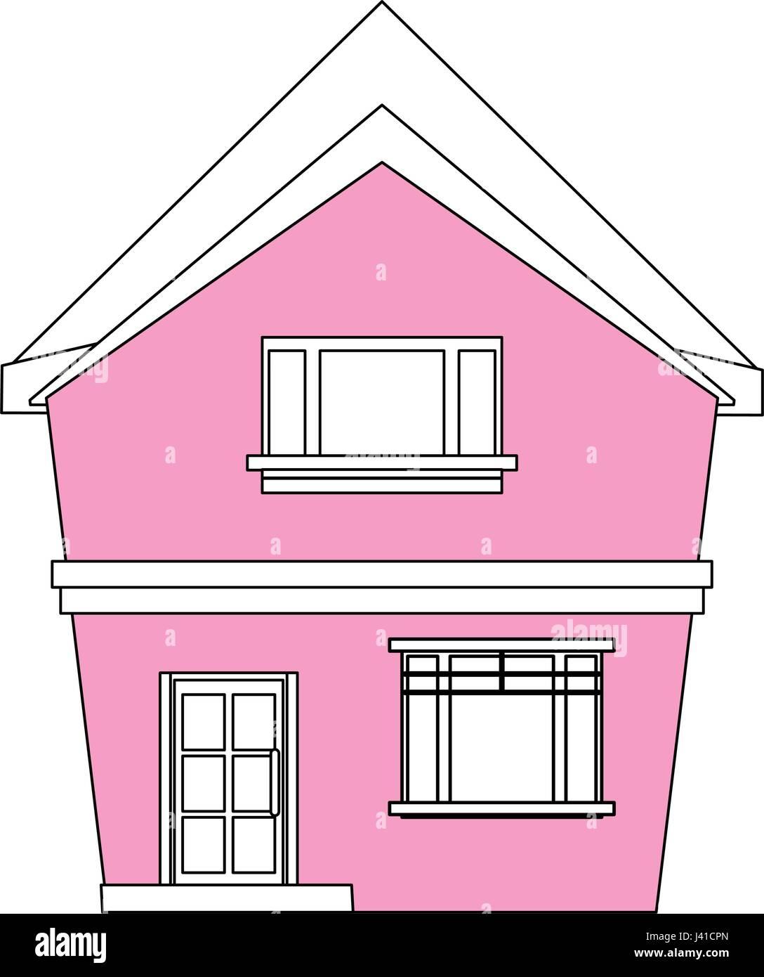 Pink Door Brick Stock Photos & Pink Door Brick Stock Images - Alamy
