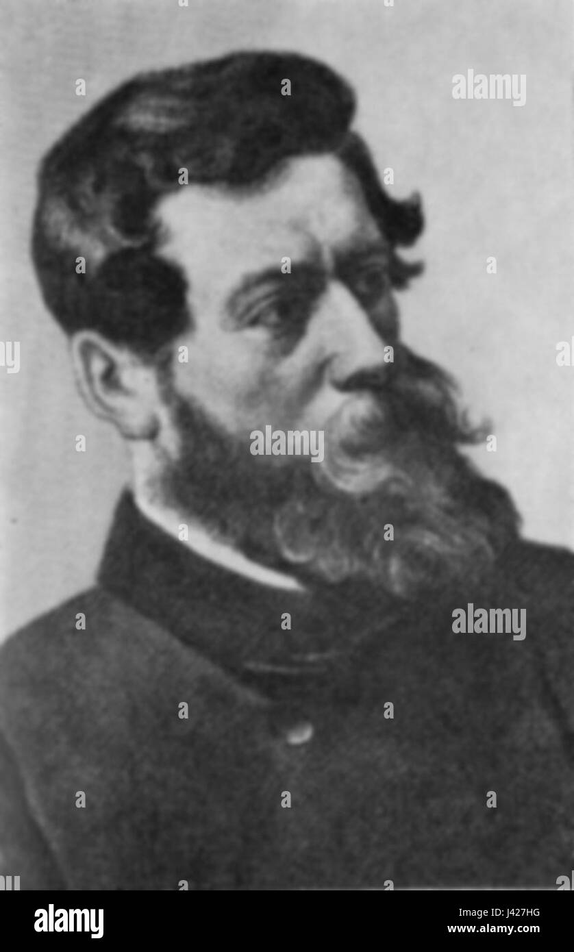 Ludwig Feuerbach - Stock Image