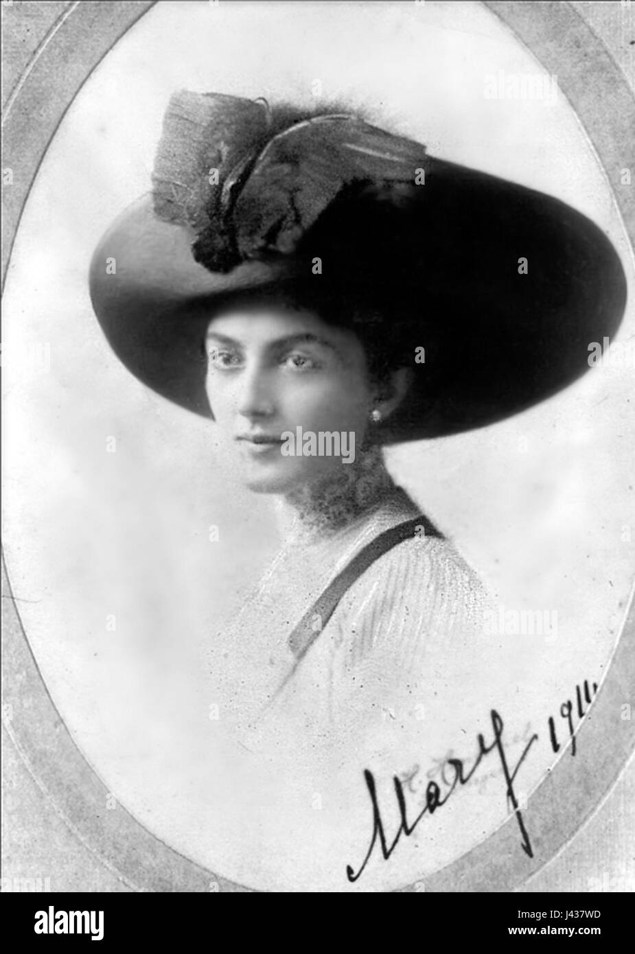 Mary Eristavi Stock Photo