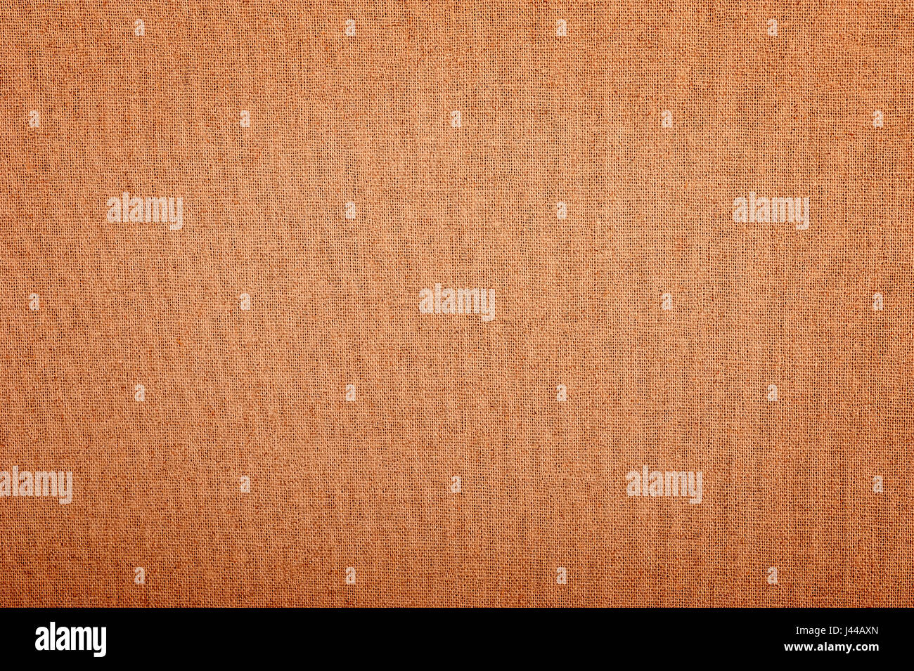 Background and texture of jute canvas - Stock Image
