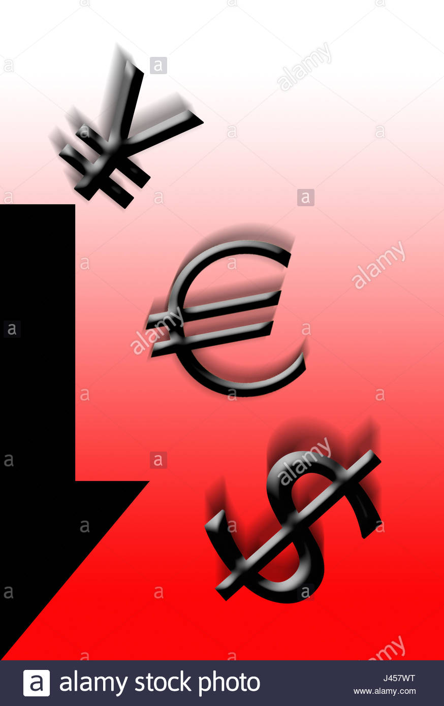 Us Dollar And Japanese Yen Stock Photos Us Dollar And Japanese Yen