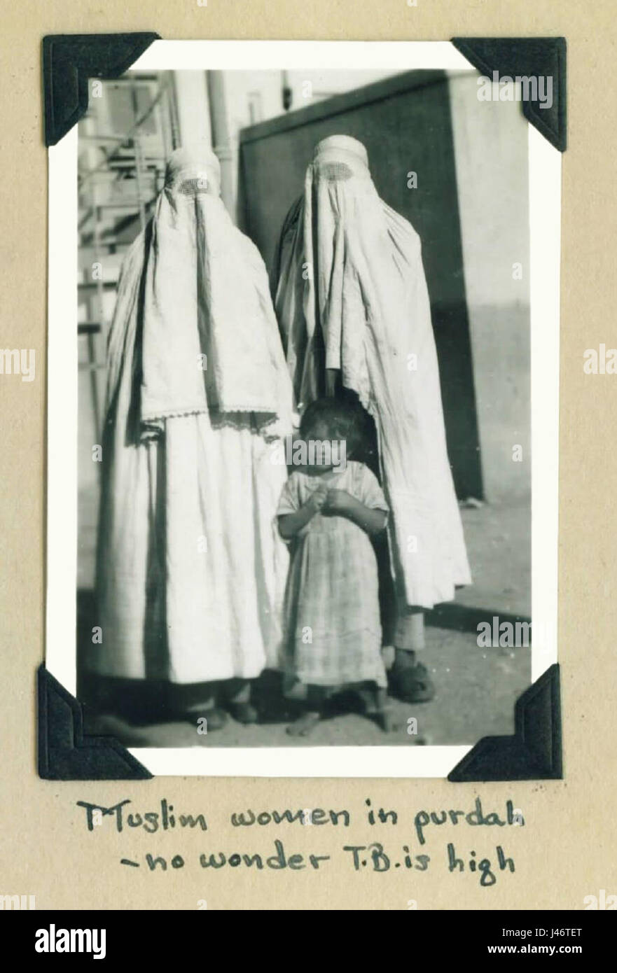 muslim women in purdah stock photo 140292512 alamy