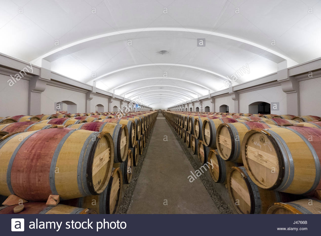 Storage oak wine barrels Amazon Wine Aged In Oak Barrels In Temperature Controlled Storage Room At Château Lagrange Winery Saintjulien Lesparremédoc Gironde Aquitaine France Wine Enthusiast Wine Aged In Oak Barrels In Temperature Controlled Storage Room At