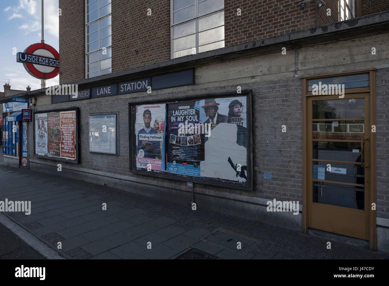 Rayners Lane station - Stock Image