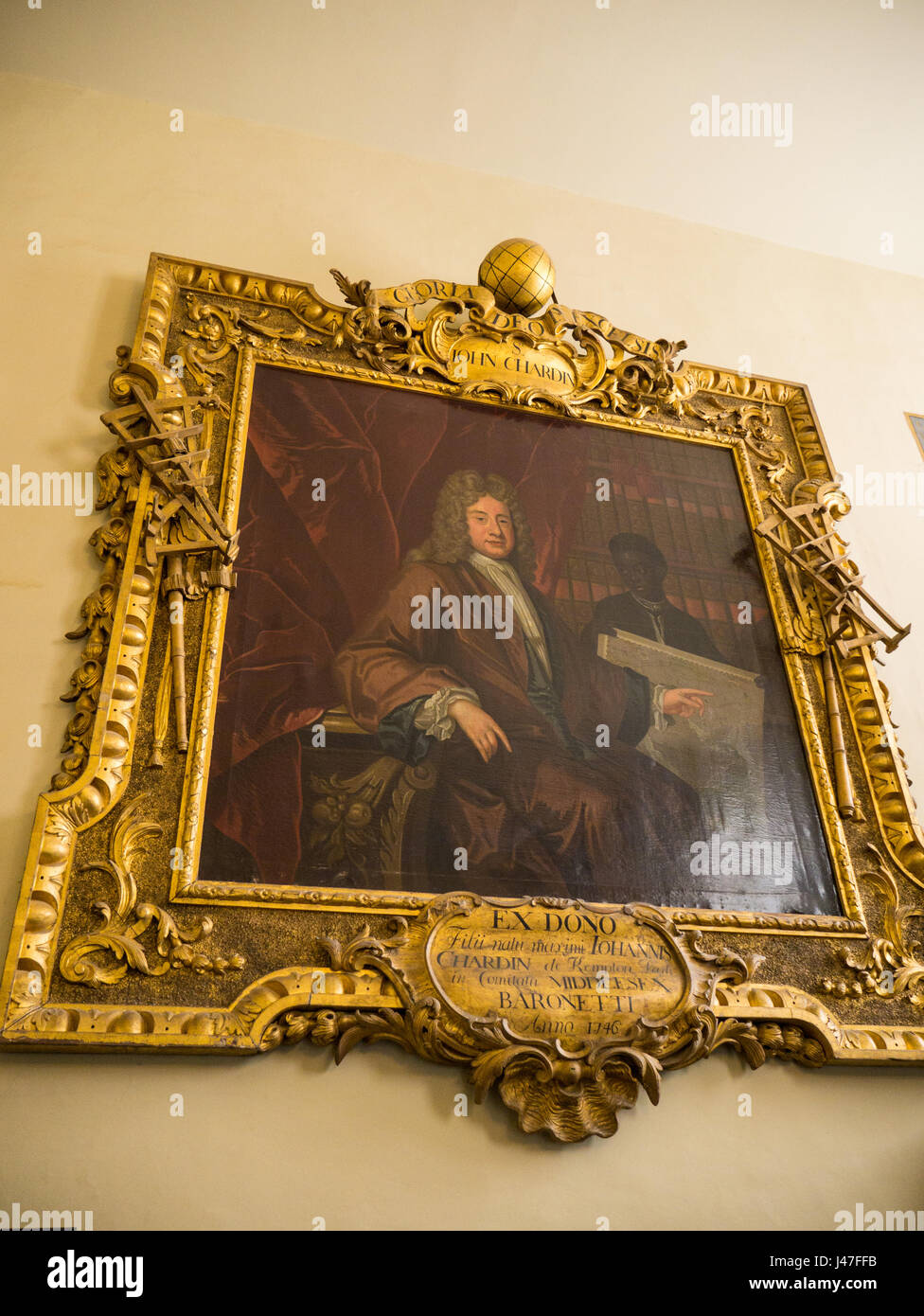 Museum of the History of Science, Oxford, Oxfordshire, England - Stock Image