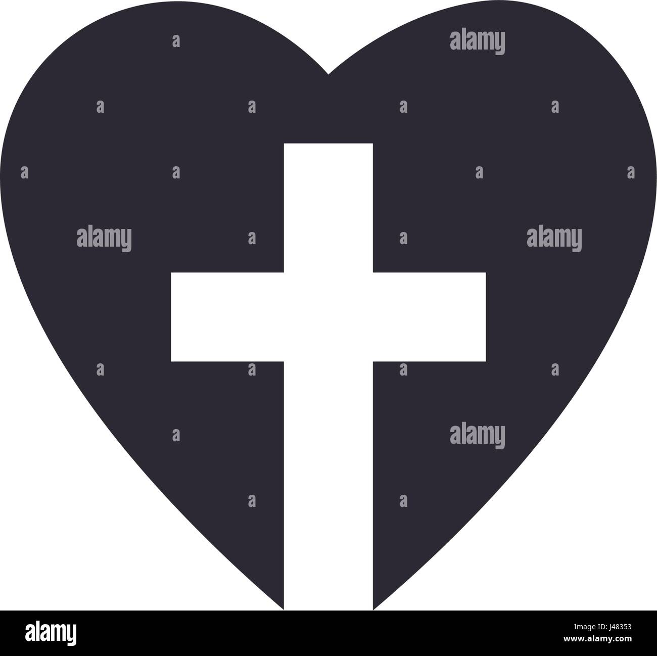Christian Symbols Faith Hope Love Stock Photos Christian Symbols