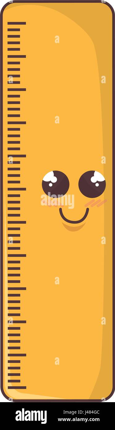 school rule comic character - Stock Vector