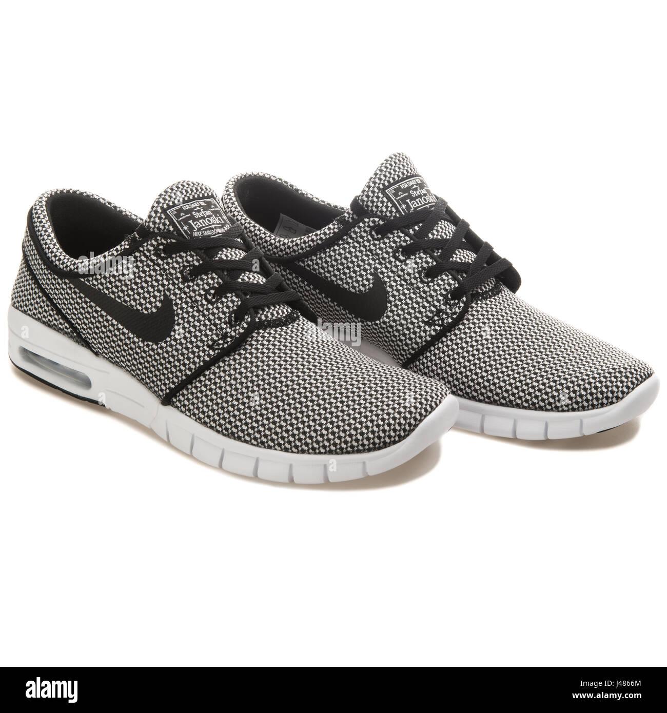 newest b6ada 859a7 Nike Stefan Janoski Max - 631303-005