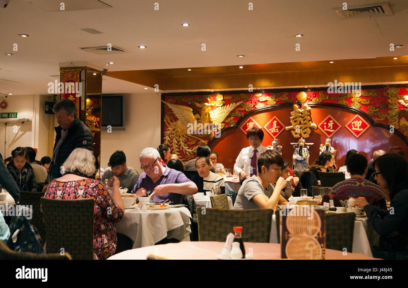 Golden Dragon Restaurant London On