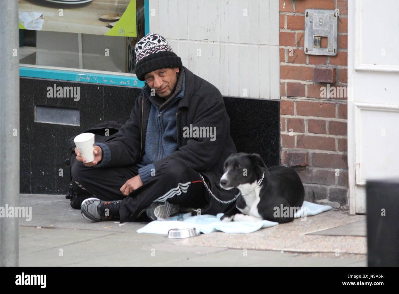 Romanian Beggars Stock Photos & Romanian Beggars Stock