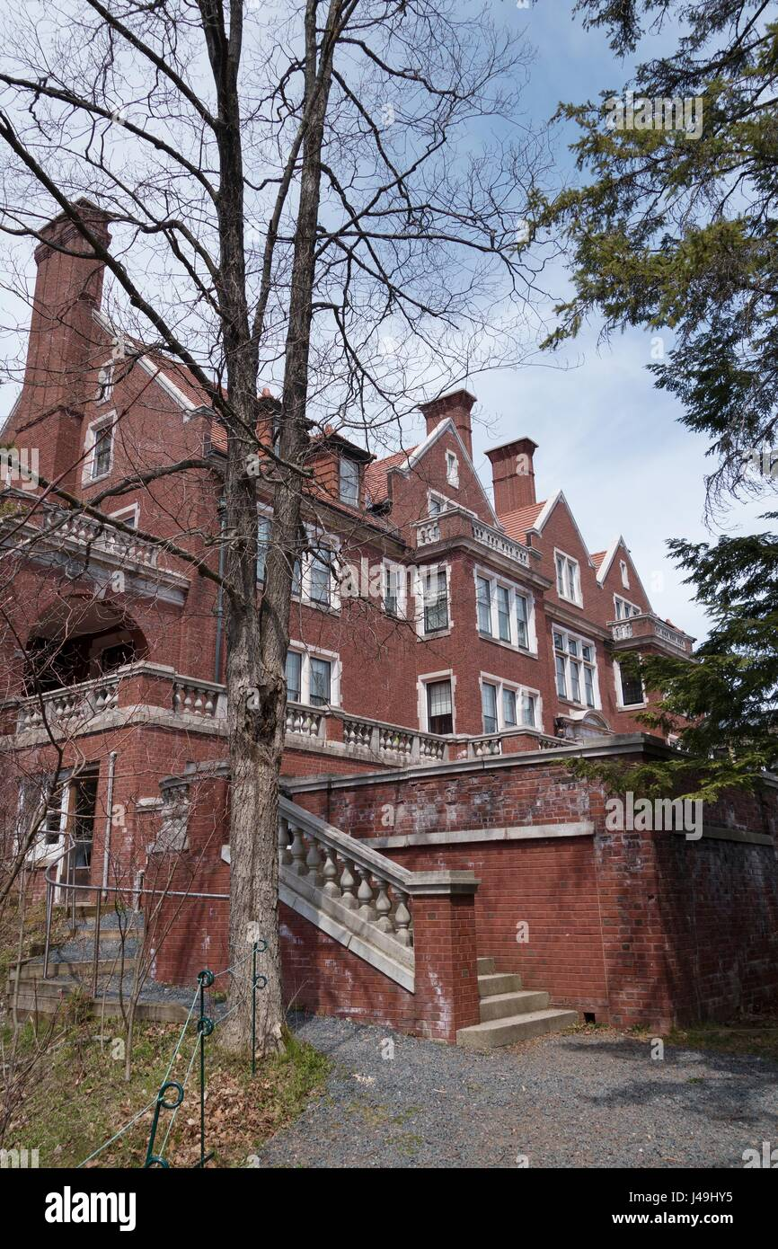 Glensheen Mansion in Duluth, Minnesota, USA. Stock Photo