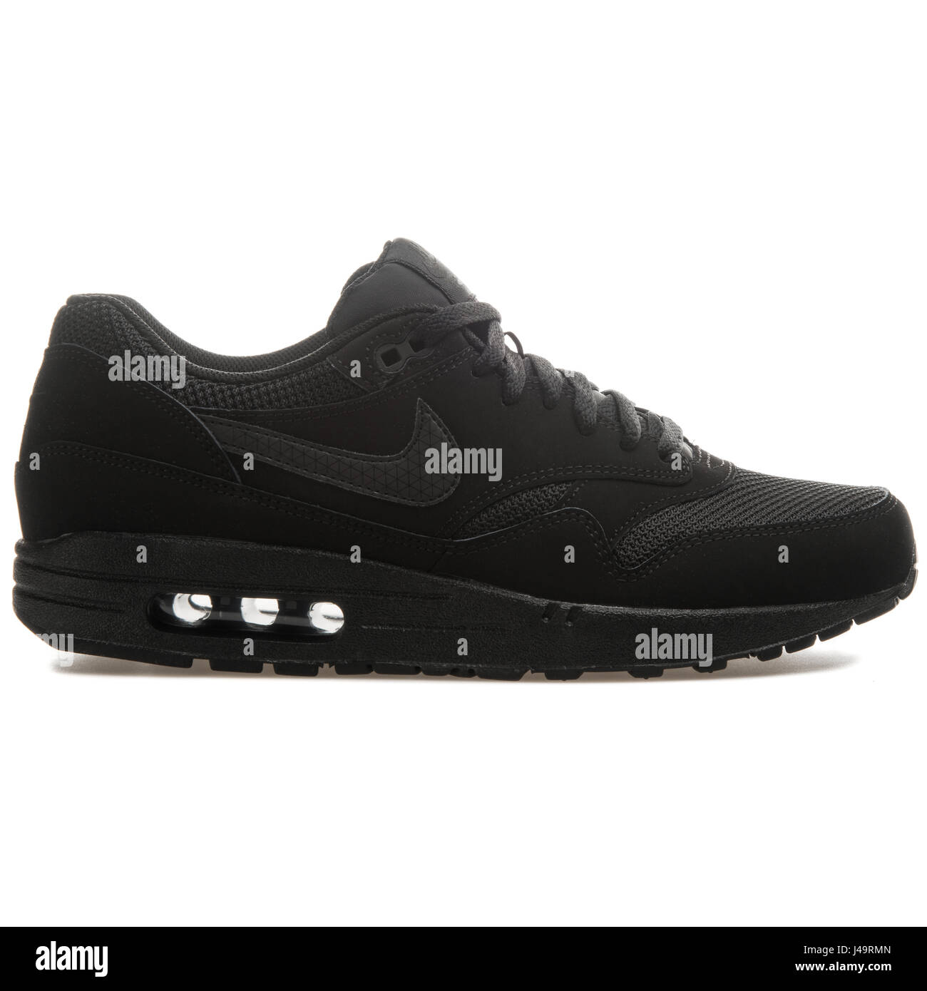nike air max blancas y negras, Nike 537383 025 air max 1