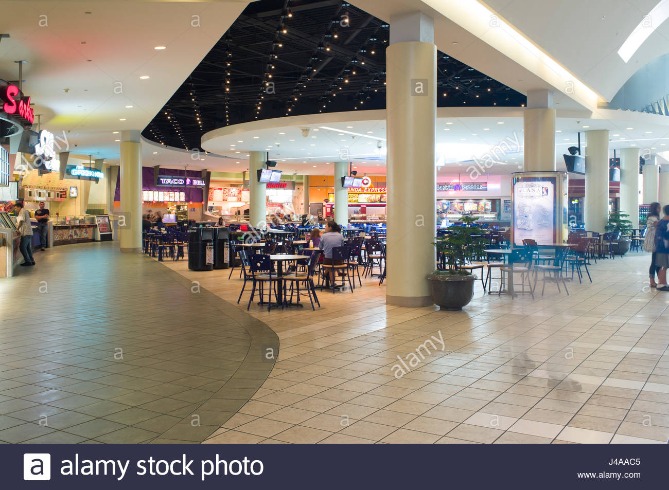 Food Court in Northgate Mall, 401 NE Northgate Way, Seattle