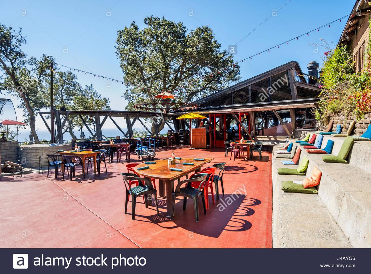 Big Sur Ca Cafe