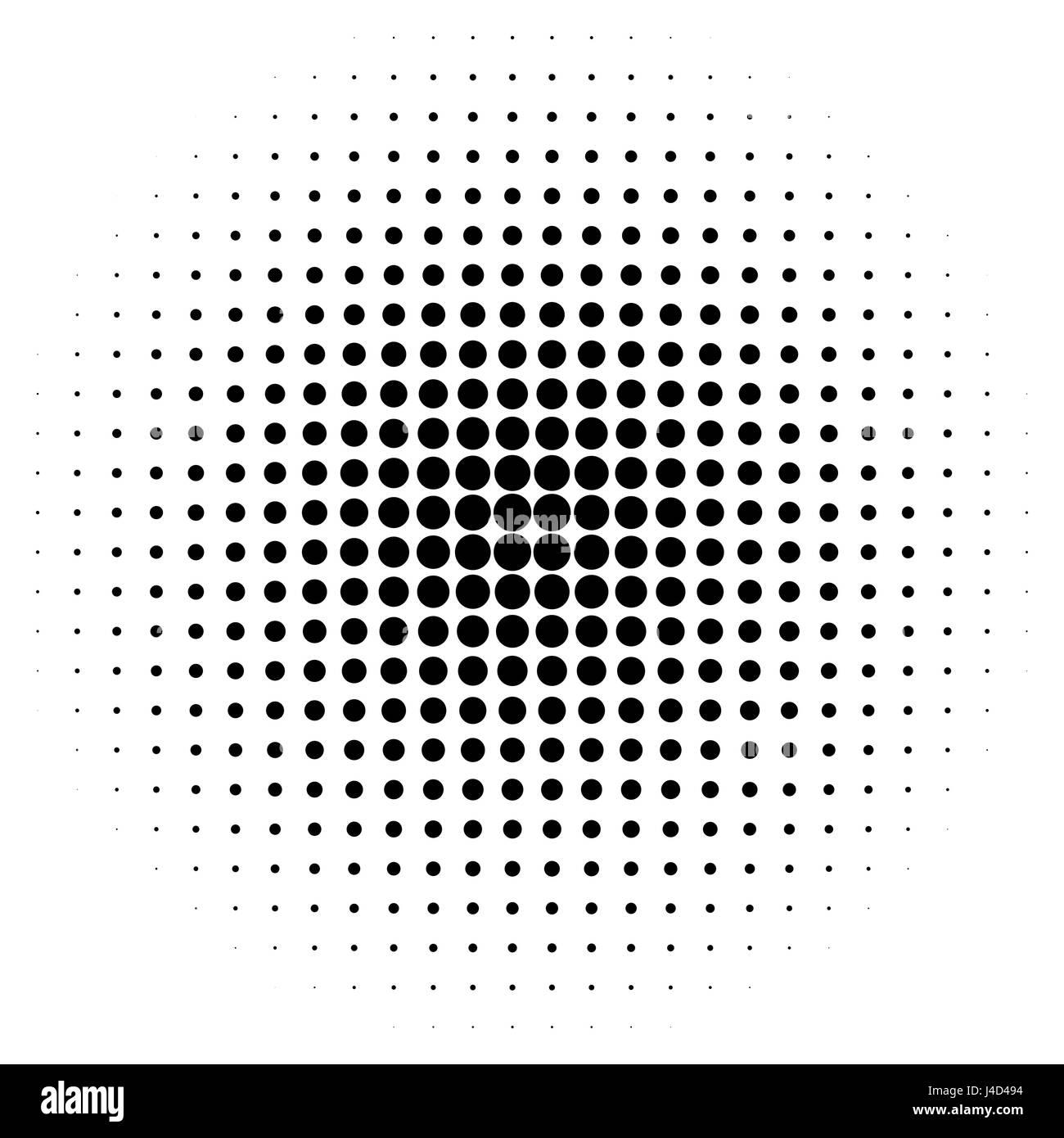 grunge halftone vector background vintage dots stock vector art rh alamy com halftone vector download halftone vector free