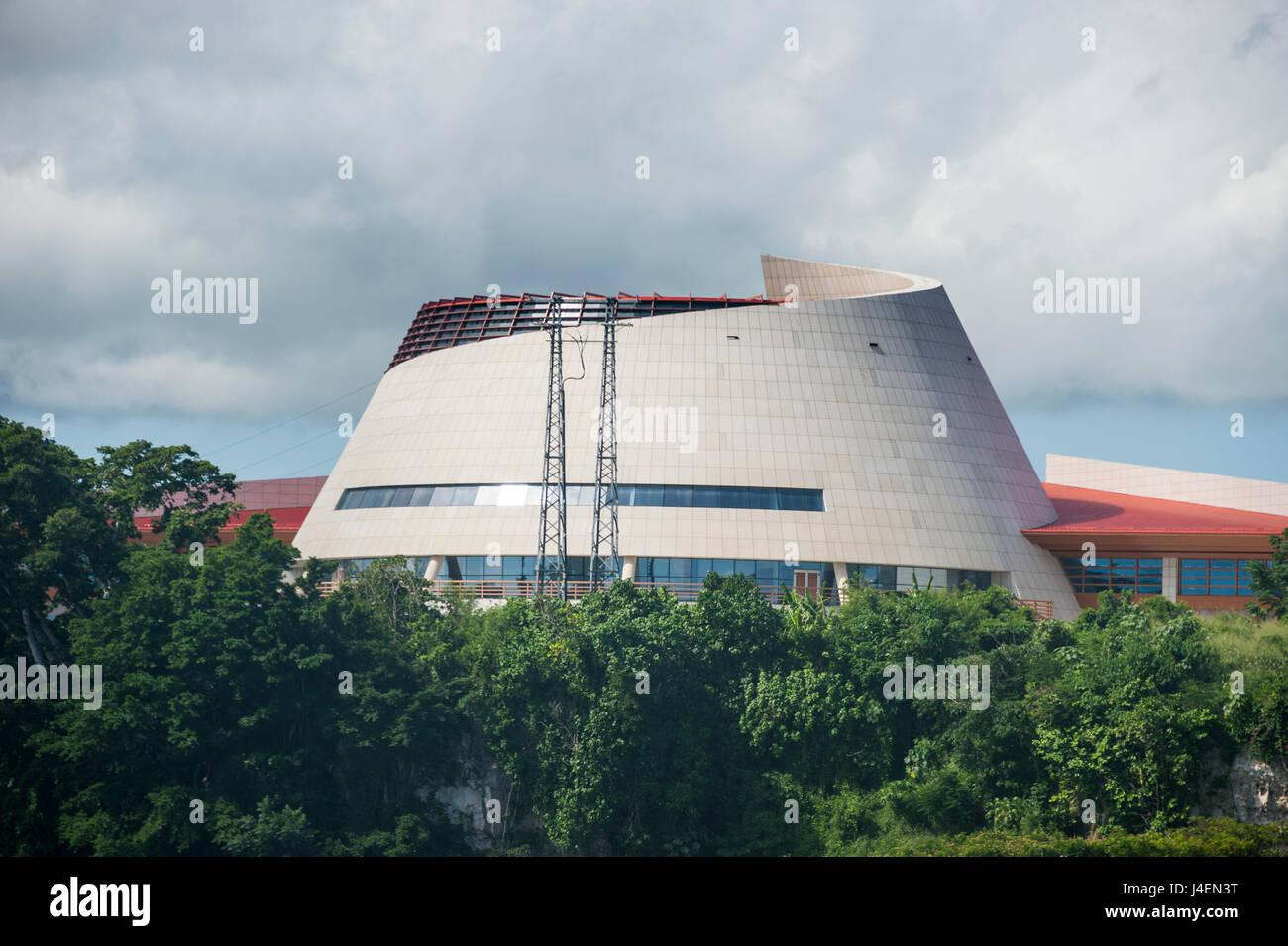 The Parliament of Vanuatu, Port Vila, Efate, Vanuatu, Pacific - Stock Image