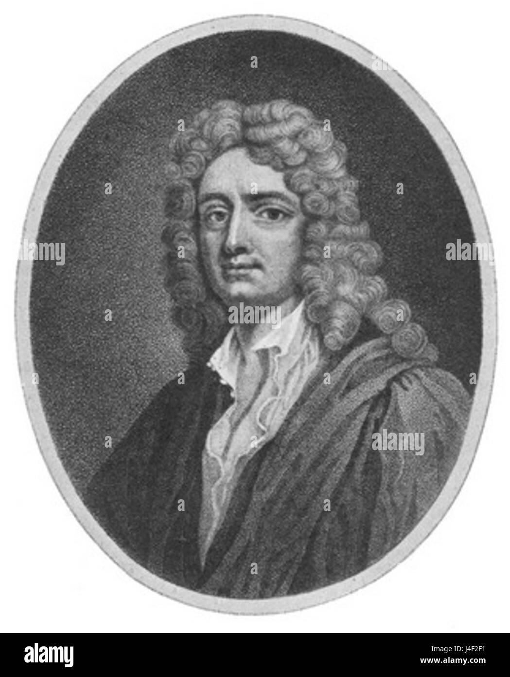 Anthony Ashley Cooper  3. Earl of Shaftesbury - Stock Image